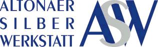 Altonaer Silberwerkstatt Logo