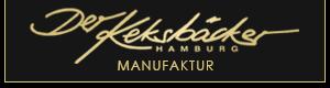 DER KEKSBÄCKER Logo