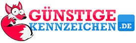 Günstige Kennzeichen Logo